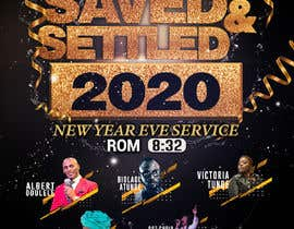 #26 untuk New years Flyer Design oleh Rakib10102