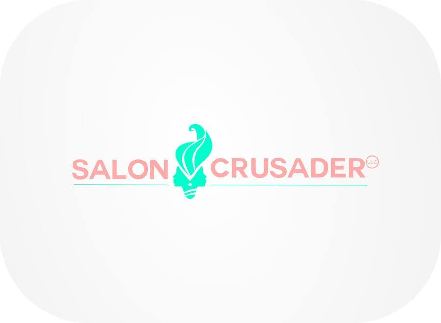Bài tham dự cuộc thi #                                        25                                      cho                                         Design a Logo for Salon Crusader, LLC