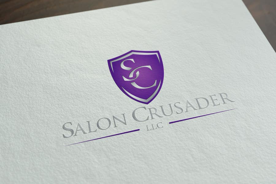 Bài tham dự cuộc thi #                                        27                                      cho                                         Design a Logo for Salon Crusader, LLC