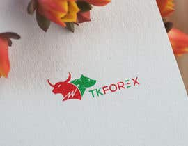 #146 for Logo for Forex Signals Provider (TK Forex) by aashiq96