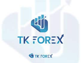 #135 for Logo for Forex Signals Provider (TK Forex) by Asmani12345
