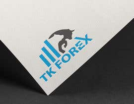 #118 for Logo for Forex Signals Provider (TK Forex) by najmulkobir