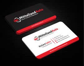 #457 for new Business card Design by ABwadud11