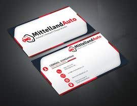 #337 for new Business card Design by khan3270