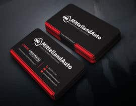 #122 for new Business card Design by designerimonbd