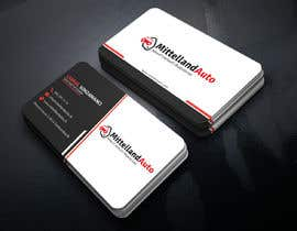 #421 for new Business card Design by designerimonbd