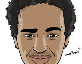 #12 untuk Carricature of my picture oleh LovePixels