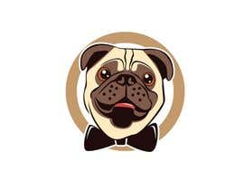 #20 для I need a Pug head as a logo for my fashion brand от wnsyahirah