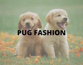 #24 для I need a Pug head as a logo for my fashion brand от nurulaaain1997