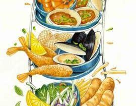 soethearts tarafından Seafood Tower için no 15