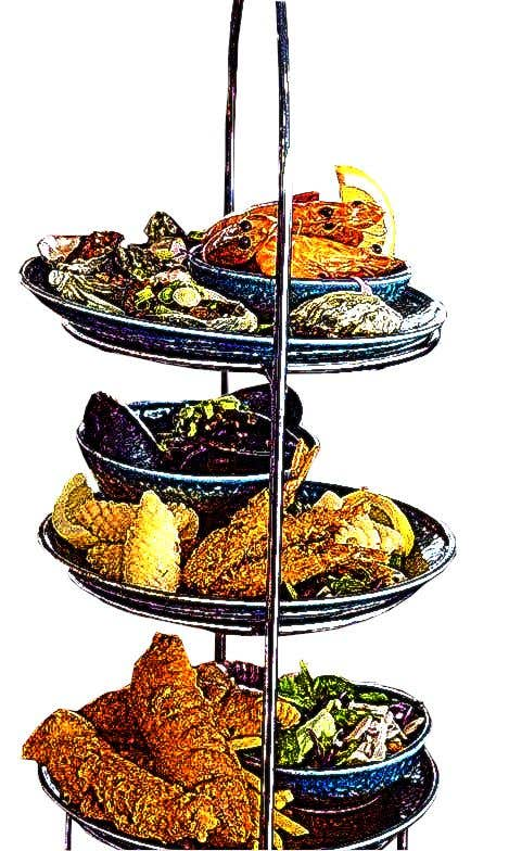 Proposition n°14 du concours Seafood Tower