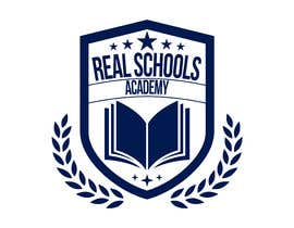 #549 for Real Schools Academy Logo af mdkawshairullah