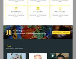 #16 for Website Re Design by hosnearasharif