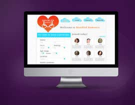 #13 para Website Design for Dating website homepage por puya4puya