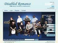 Graphic Design Inscrição do Concurso Nº34 para Website Design for Dating website homepage