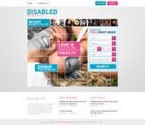 Graphic Design Inscrição do Concurso Nº8 para Website Design for Dating website homepage