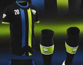 Nro 17 kilpailuun Design me a soccer jersey käyttäjältä allejq99