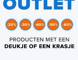 #159 for outlet banner by johannes18