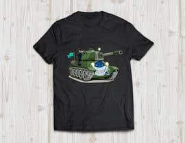 #43 untuk t-shirt design / artwork oleh srmon