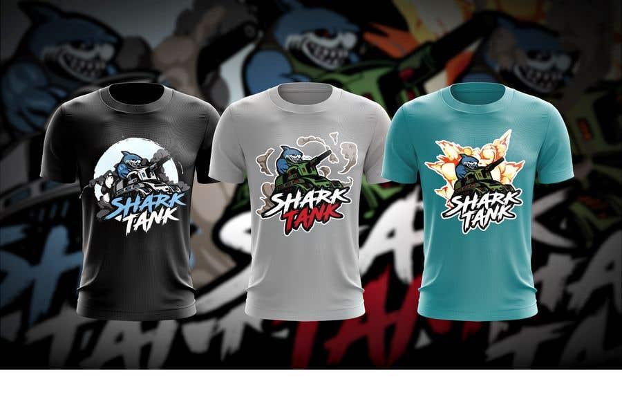 Penyertaan Peraduan #64 untuk t-shirt design / artwork
