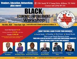 nº 32 pour Support The Boom Presents Black Economic Empowerment Workshop par khaledalmanse