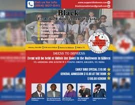 nº 23 pour Support The Boom Presents Black Economic Empowerment Workshop par evansarker420p