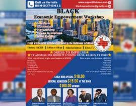 #26 untuk Support The Boom Presents Black Economic Empowerment Workshop oleh evansarker420p