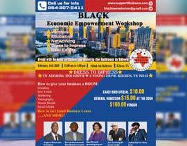 nº 27 pour Support The Boom Presents Black Economic Empowerment Workshop par evansarker420p