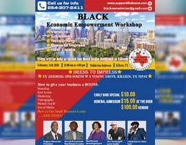 nº 28 pour Support The Boom Presents Black Economic Empowerment Workshop par evansarker420p