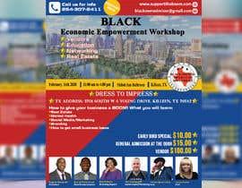#37 untuk Support The Boom Presents Black Economic Empowerment Workshop oleh evansarker420p
