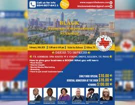 #38 untuk Support The Boom Presents Black Economic Empowerment Workshop oleh evansarker420p