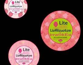"""#58 for """"Lite berry"""" brand design, packgaging design, label design af hocineimane14"""