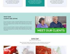 #55 for Build me a Landing Page/Websiter for me on wordpress. af Mrhassanmalhi