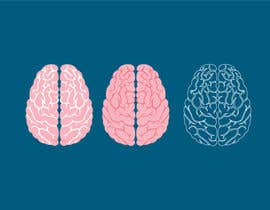 #28 for design vector of a brain by amirax545