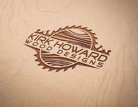 #152 for Kirk Howard Wood Designs af eddesignswork