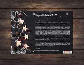 #49 för Redesigning Holiday Postcard av tufaelhossin