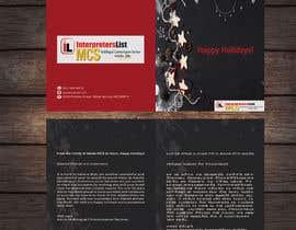 #56 för Redesigning Holiday Postcard av tufaelhossin
