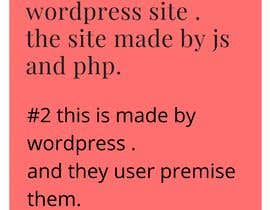 #33 cho Name What Wordpress Theme This is and What Plugin This Is bởi habib928