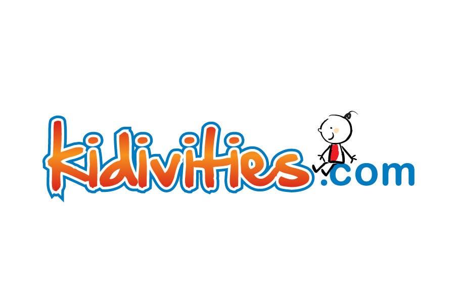 Penyertaan Peraduan #103 untuk Logo Design for kidivities.com