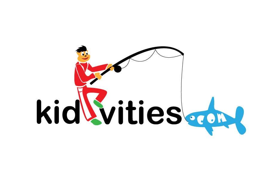 Penyertaan Peraduan #227 untuk Logo Design for kidivities.com