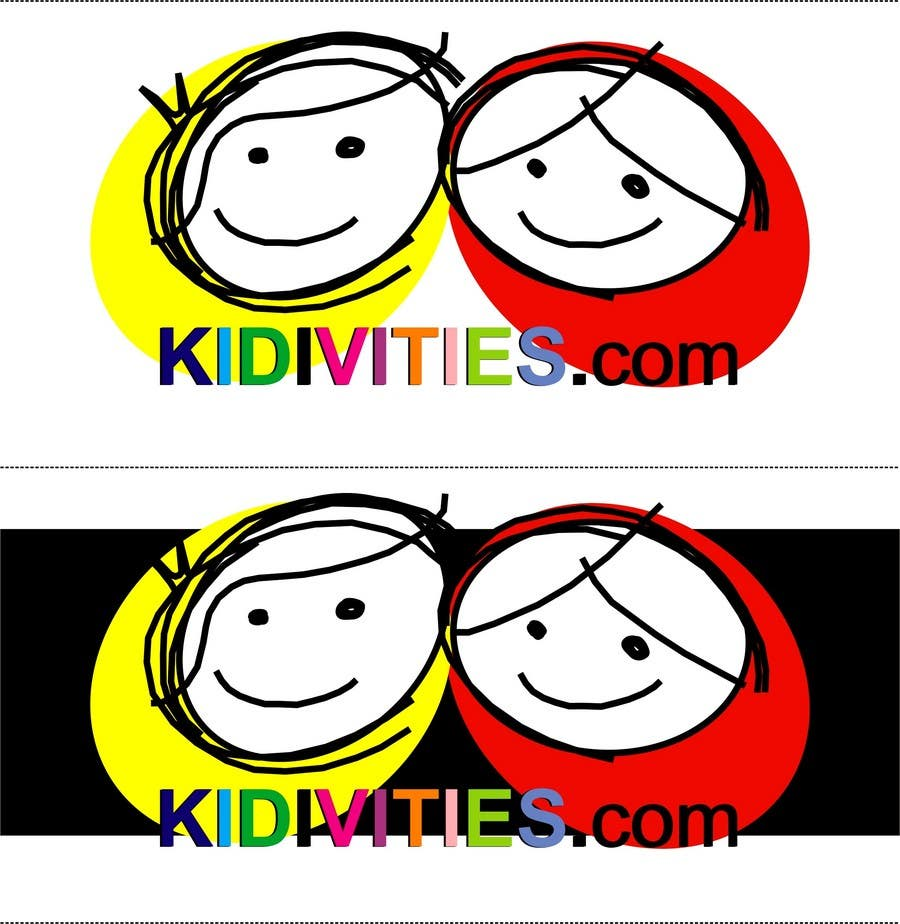 Contest Entry #200 for Logo Design for kidivities.com