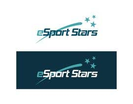 "#31 untuk Design me a Logo for ""eSport Stars"" oleh newlancer71"