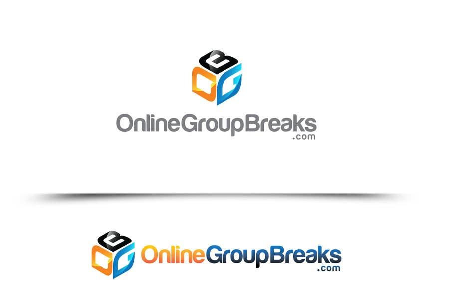 Penyertaan Peraduan #164 untuk Logo Design for OnlineGroupBreaks.com