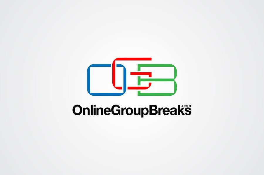 Inscrição nº 2 do Concurso para Logo Design for OnlineGroupBreaks.com