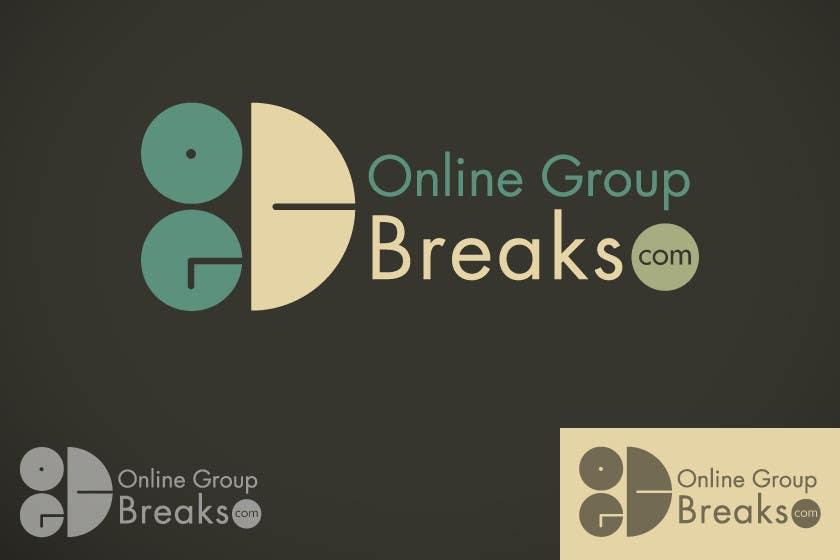 Inscrição nº 156 do Concurso para Logo Design for OnlineGroupBreaks.com