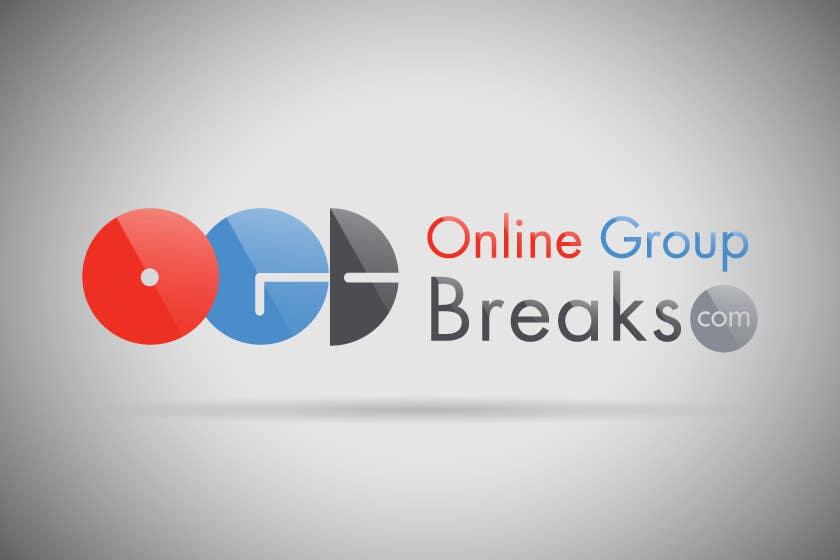 Inscrição nº 159 do Concurso para Logo Design for OnlineGroupBreaks.com