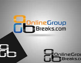 #131 para Logo Design for OnlineGroupBreaks.com por Don67