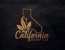 Nro 754 kilpailuun California Hemp Co. needs a logo! käyttäjältä rananyo
