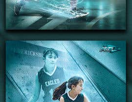 #85 для Design a Basketball Poster от tmaclabi