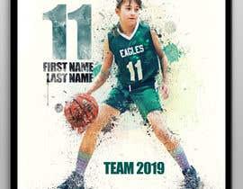 #60 для Design a Basketball Poster от axldezcort
